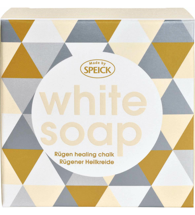 White Soap Heilkreide (100g)