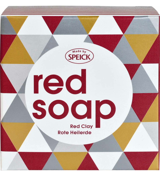 Red Soap Heilerde (100g)