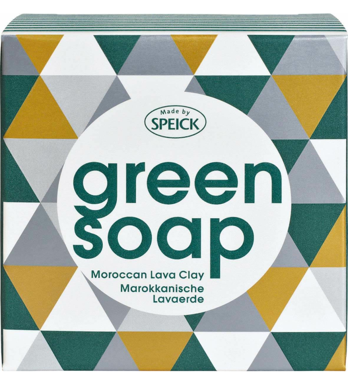 Green Soap Lavaerde (100g)