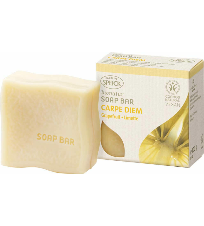 Bionatur Soap Bar Carpe Diem (100g)
