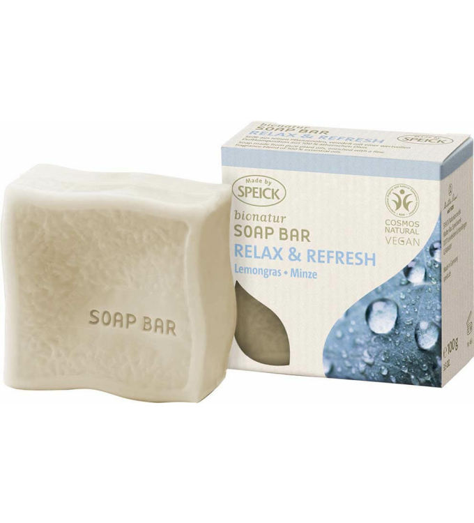 Bionatur Soap Bar Relax and Refresh (100g)