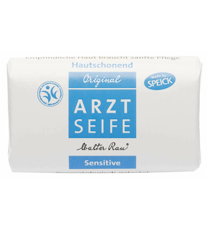 Pflanzenöl-Arztseife Sensitive (100g)