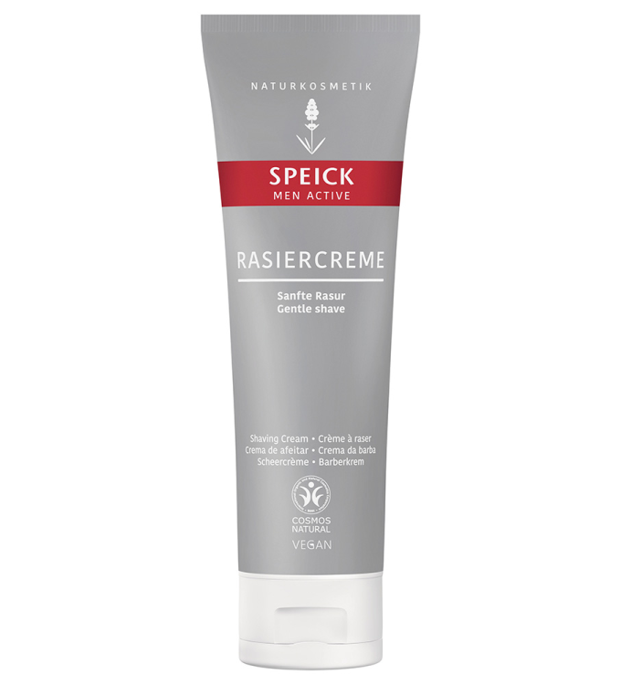 Speick Men Active Rasiercreme (75ml)