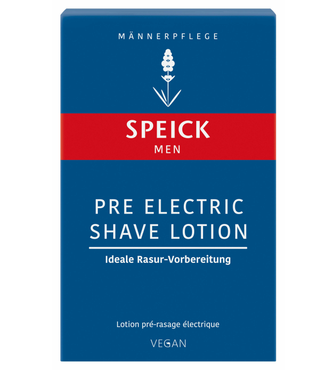 Speick Men Pre Electric Shave Lotion (100ml)