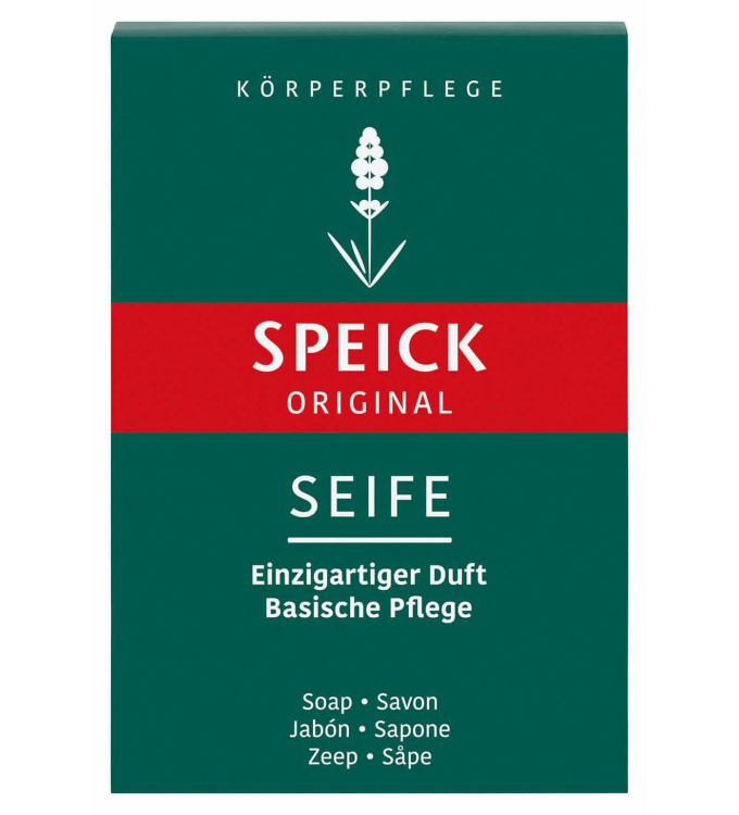 Speick Natural Seife (100g)