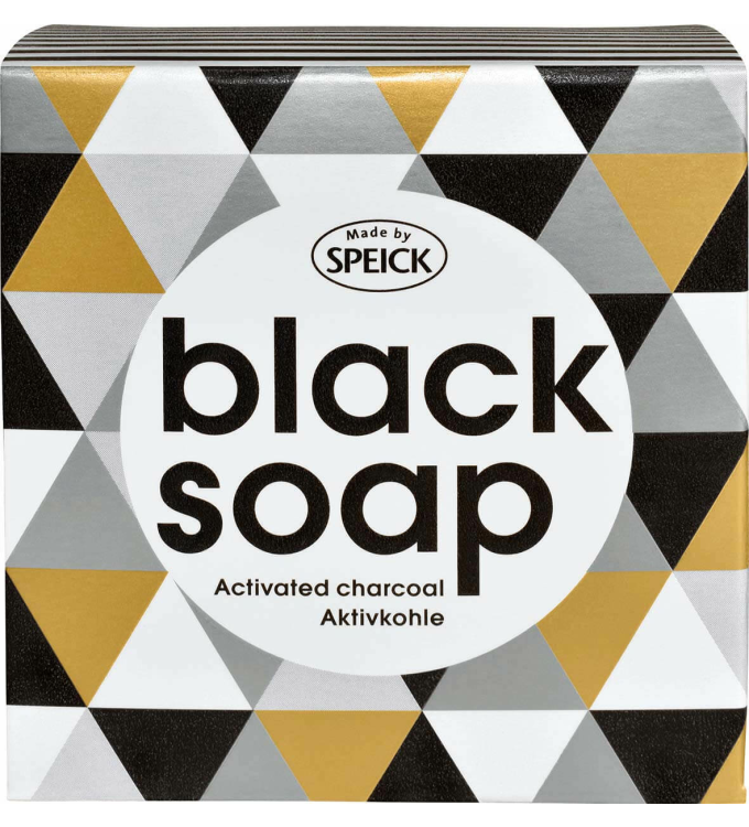 Black Soap, Aktivkohle Seife (100g)